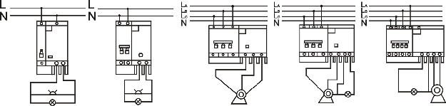 Dz47le C45nle Earth Leakage Circuit Breaker Elcb  From El